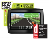 TomTom Via 130 Traffic Europe LIFETIME mapy