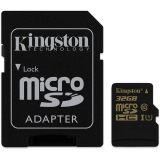 32GB Micro SDHC Kingston class 4