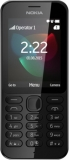 Nokia 222 Single SIM Black