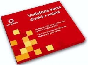 Sim Karty Vodafone Sim Karta S Kreditem 200 Kc Intuit Mobil